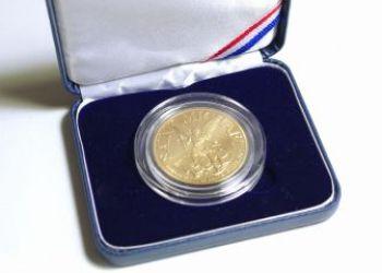 Медаль ASA Gallery 2011